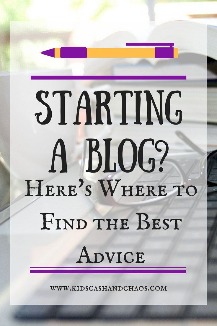 So much advice! Have you been thinking about starting a blog? It is easy to get…