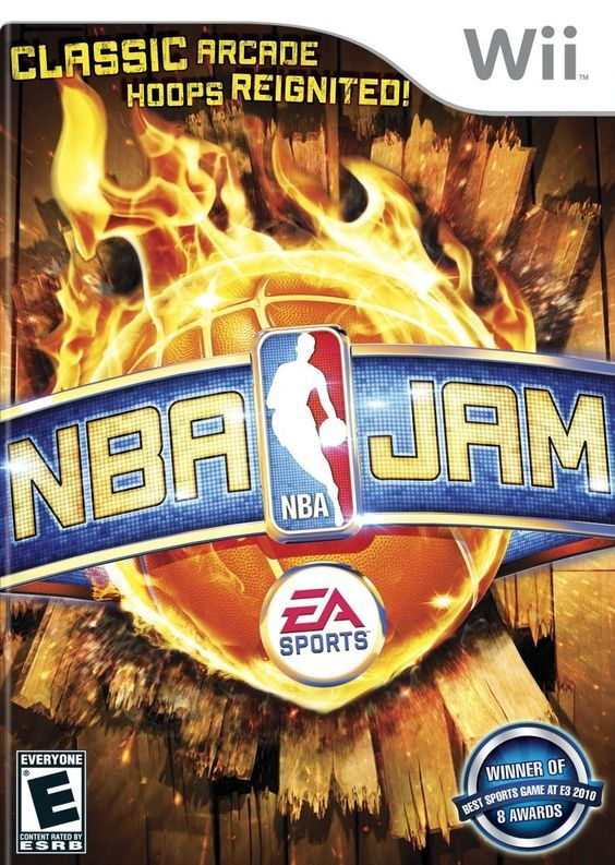 NBA Jam (Nintendo Wii, 2010)