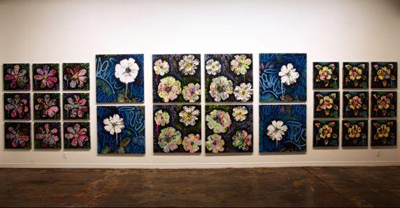 Rene Gagnon Fine Art | Post-Graffiti Abstract Expressionism