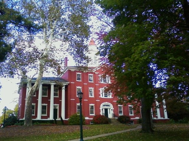 Bentley Hall In Crawford County Pennsylvania