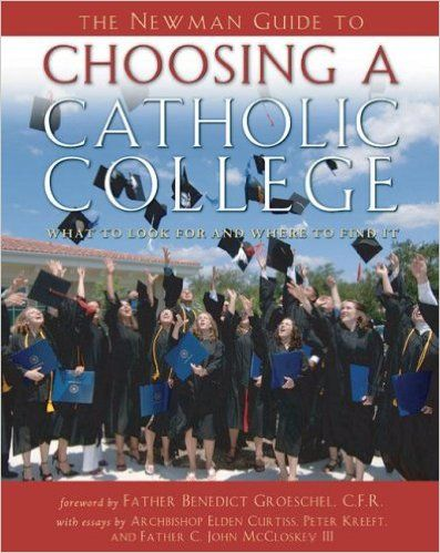 Finding a faithful Catholic college can be daunting. It doesn't have to be, though, with these five must-read books for Catholic college planning.
