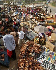 Nairobi Markets....hunt and bargain!