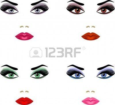 Oltre 25 fantastiche idee su trucco per gli occhi su - Occhi colori diversi ...