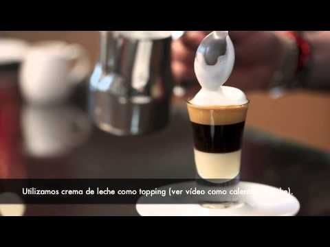 Cómo hacer un café bombón - YouTube