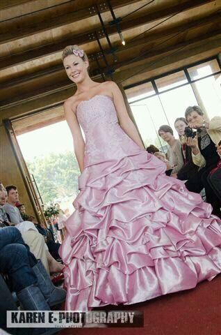 Pink Dress by Brenda Waring, Whatevs designs.  Contact Brenda on 0726086399
