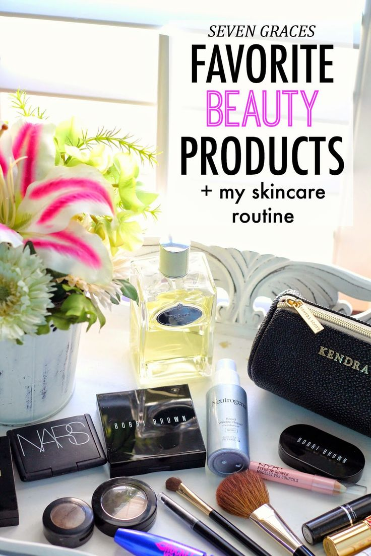 Favorite Beauty Products & My Skincare Routine. Best beauty products roundup ever! From body wash and deodorant to the best makeup and skincare products!