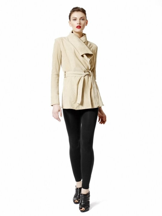 Transitional #Spring 2011 #Coat