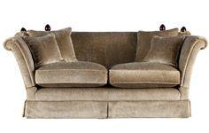 Langham Large 2 Seater Sofa