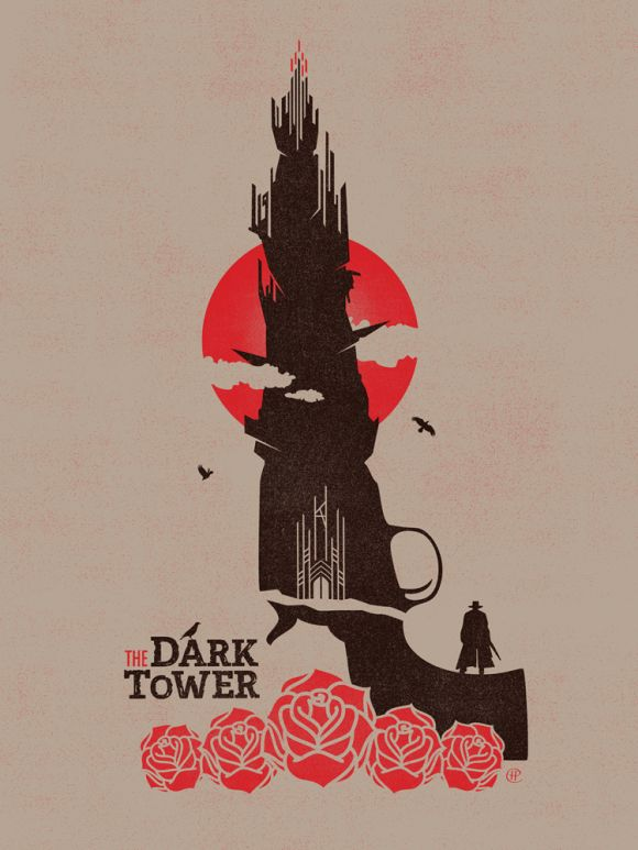 Childe Roland To The Dark Tower by Harlan Elam*