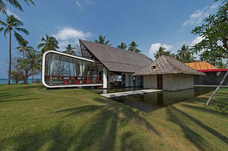 Villa Sapi in Lombok.