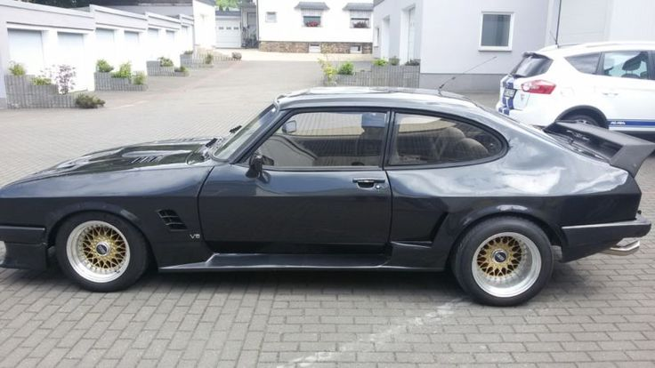 Ford Capri 2.8 i Eichberg Turbo possibly exchange / Inz. as a sports car / coupe in Velbert