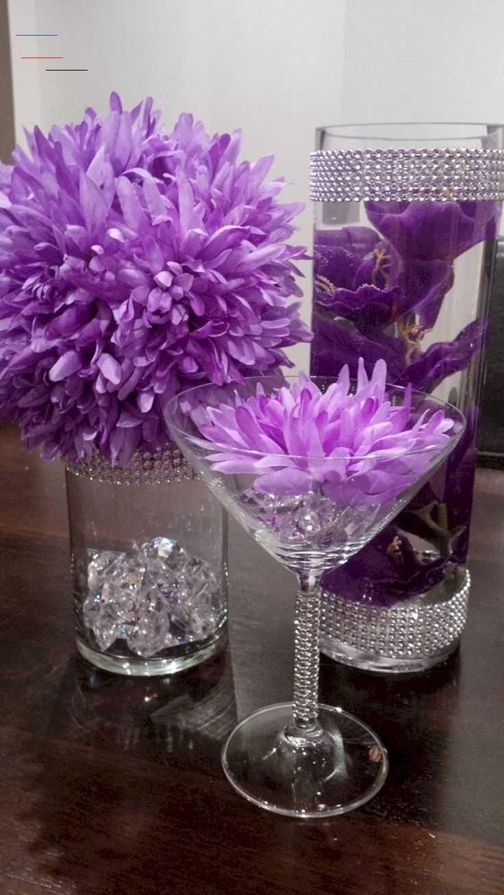 25 Beautiful Diy Wedding Centerpieces Design Ideas On A Budget Br The Bi Wedding Centerpieces Diy Purple Pink Wedding Centerpieces Wedding Centerpieces Diy