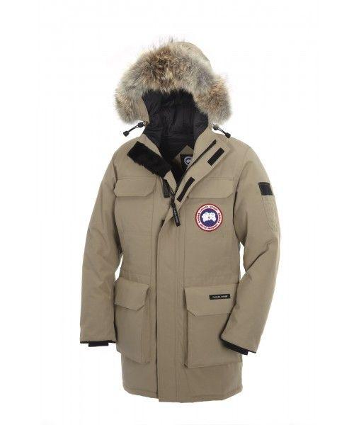 canada goose expedition brun