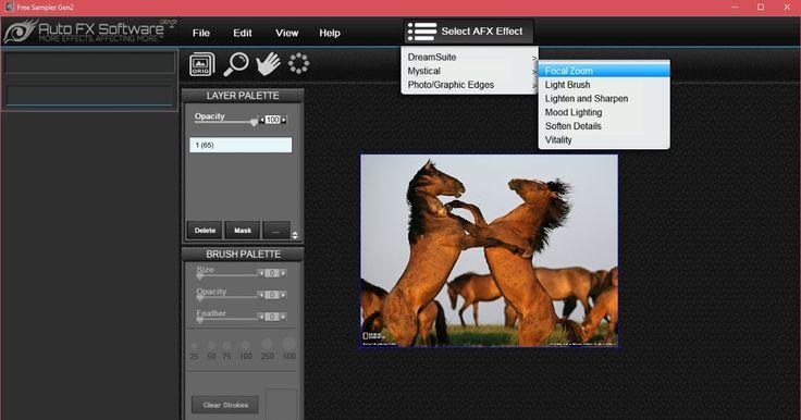 10 εντελώς δωρεάν Plugins Photoshop και φίλτρα που καλύπτουν ένα μεγάλο φάσμα αναγκών βελτίωσης για τις φωτογραφίες σας. Χρησιμοποιήστε το ως ένα plugin για το Adobe Photoshop Adobe Lightroom 5 Corel και τα προϊόντα Serif. Δεν έχετε το Photoshop; Μην ανησυχείτε γιατί δεν χρειάζεται οποιοδήποτε άλλο λογισμικό για να υποστηρίξει αυτή τη δωρεάν λύση βελτίωσης φωτογραφιών. Το Auto FX τρέχει σε δική της πλατφόρμα ως αυτοδύναμη εφαρμογή.  Author's Website: ΛΕΙΤΟΥΡΓΙΚΟ ΣΥΣΤΗΜΑ: Windows
