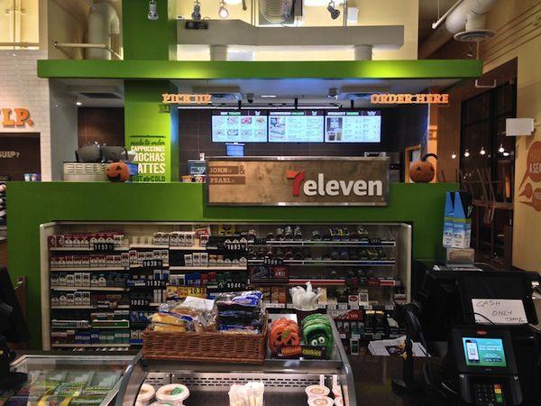 U00277 Elevenu0027 Unveils Refreshed Logo And Store Design   DesignTAXI.com