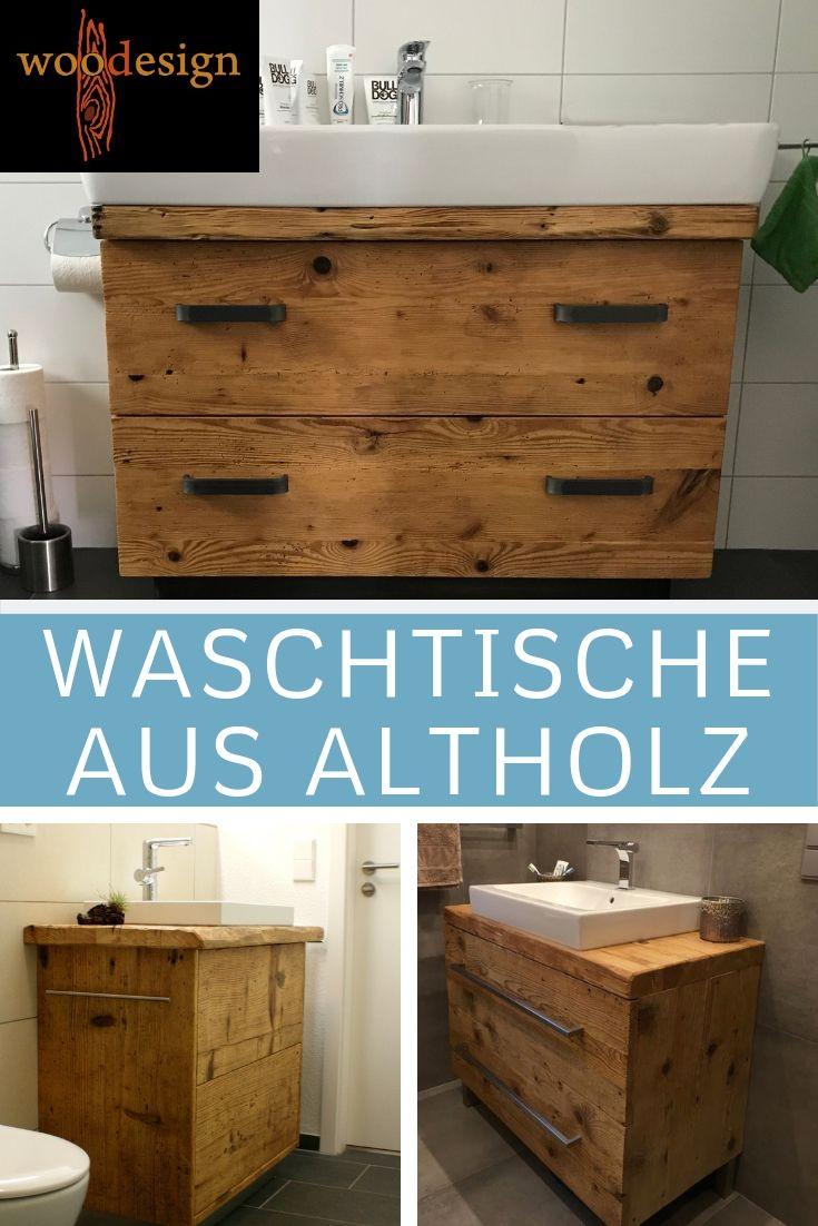 Pin Von Yogibu Auf Badezimmer In 2020 Badezimmerschrank Holz