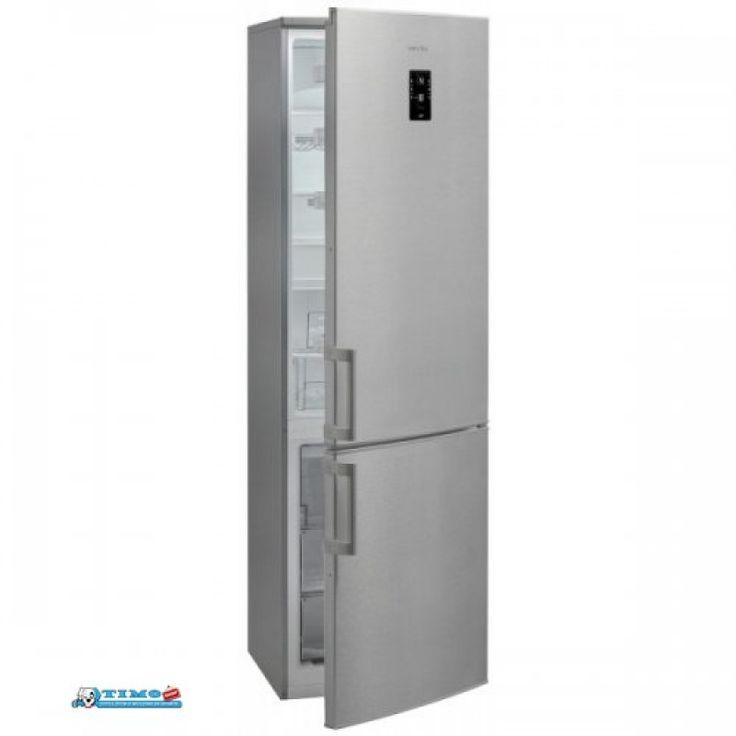 Combina frigorifica Arctic ANK366NFX+ Full No Frost Inox