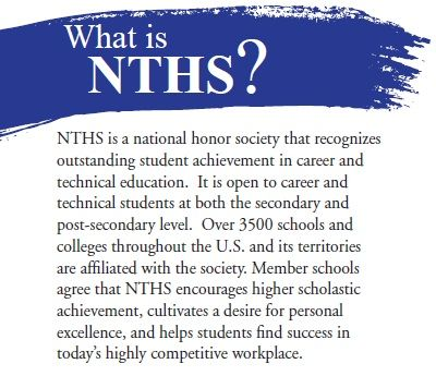 njhs leadership essay How to be accepted into the national honor society national honor society values leadership many chapters of nhs require an essay as part of the.