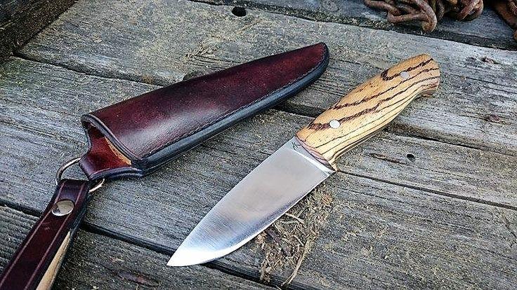 Ha a természet a legjobb barátod, kelleni fog egy jó kés is!