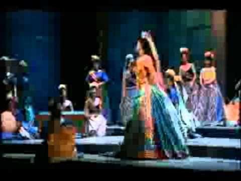 "June Anderson - Bel raggio lusinghier (from a 1991 performance of Rossini's ""Semiramide"")"