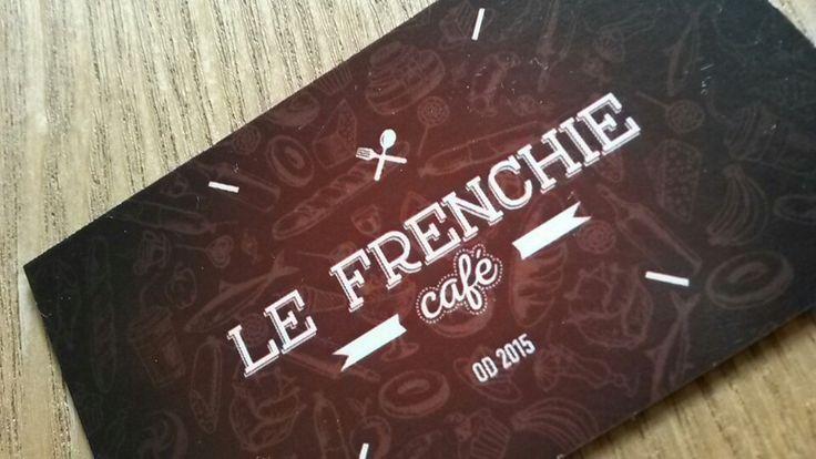 Le Frenchie café in Plzeň, Plzeňský