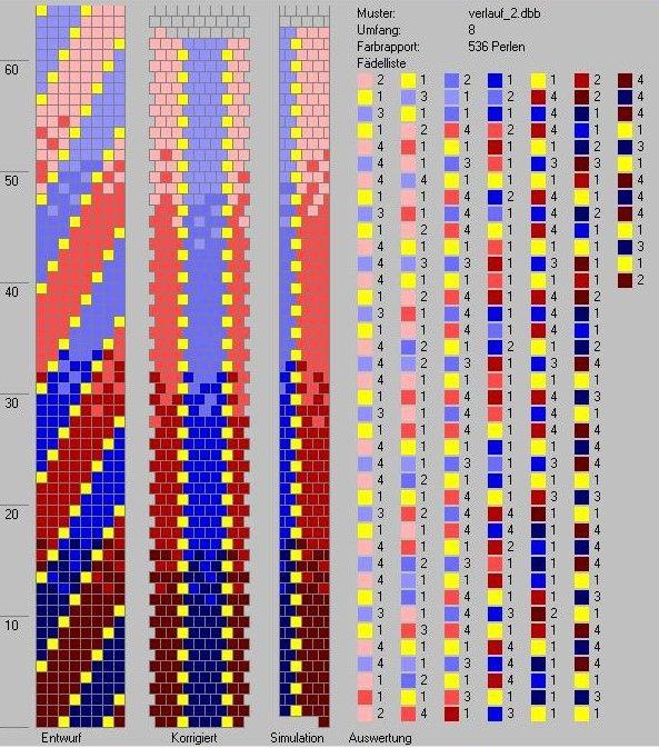 Musterbibliothek: 8 around