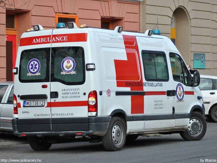 Aranyszív Ambulance Betegszállítas: Budapest legmodernebb mentőautó flottájával rendelkezünk