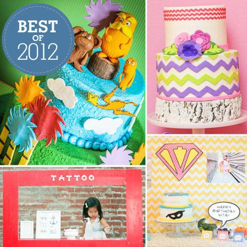 Best Kids' Birthday Party Themes of 2012 - Circle of Moms