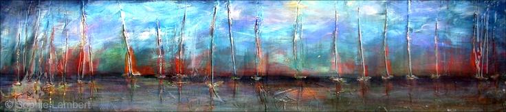 """Regate"" by Sophie Lambert"