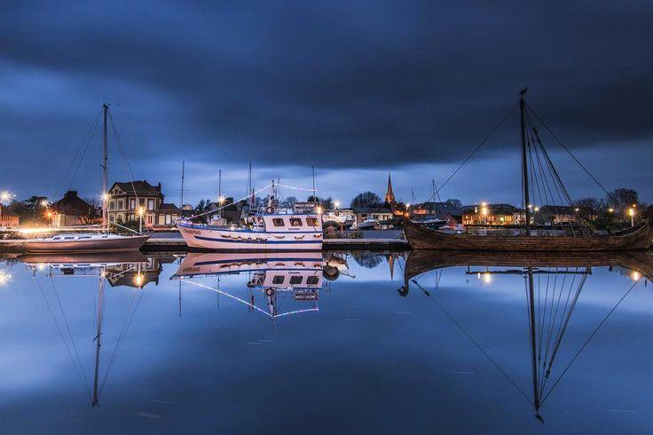 Carentan harbour MancheFrance. #TravelFrance #visitfrance #carentan #maritime #longexposure #roadtrip #eurotrip #neverstopexploring #gypsysoul