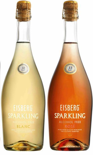"""Alcohol-free wine brand Eisberg is rolling out two new sparkling wines in the UK as it looks to reposition the brand and tap into the drive for healthy lifestyle among millennials.The two new sparkling wines comprise a white wine that has a Prosecco-like taste profile, and a rosé in a """"Californian Zinfandel strawberry ..."""