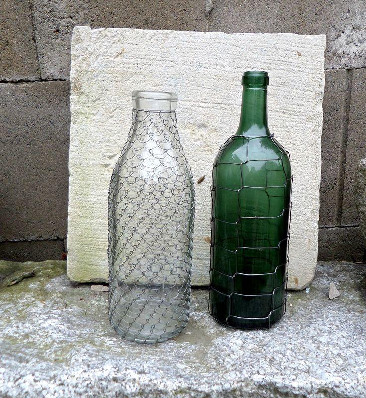 Láhve odrátované