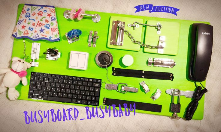 Бизиборд/ Bright and stylish busyboard,  busy board, activity board, sensory board, montessori educational toy, wooden toy, latch board, lock box, box for child, бизиборд, бизи борд, игровая доска,   интерактивная доска, доска монтессори, игры монтессори, развивающая доска, развивающие игрушки