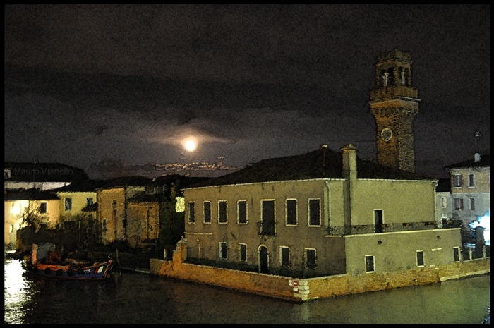 Murano- The island -