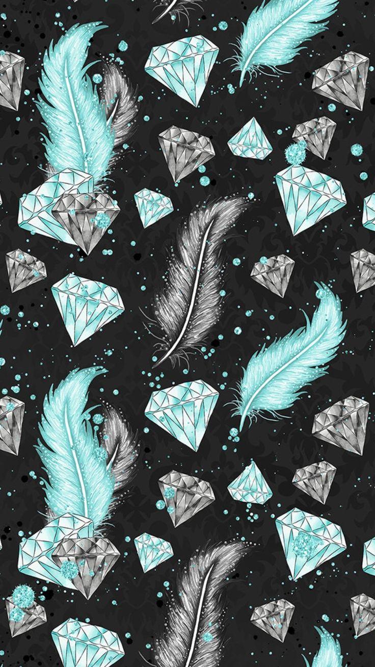 Pin by Casey Elliott on Diamond Wallpaper Phone