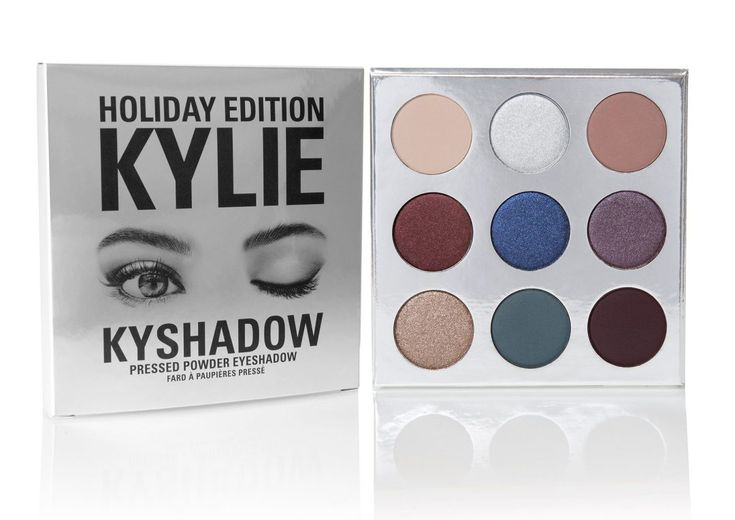 Kylie Jenner  HOLIDAY PALETTE | KYSHADOW