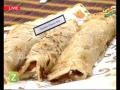 Chicken Cheese Roll, Seekh Kabab Chutney Roll And Paratha by Shireen Anwer | Zaiqa##