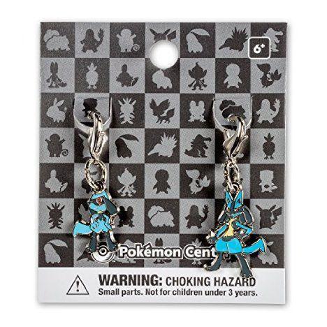 Riolu and Lucario Pokémon Minis | Riolu mini | Pokémon minis | two pack | Pokémon Center Original