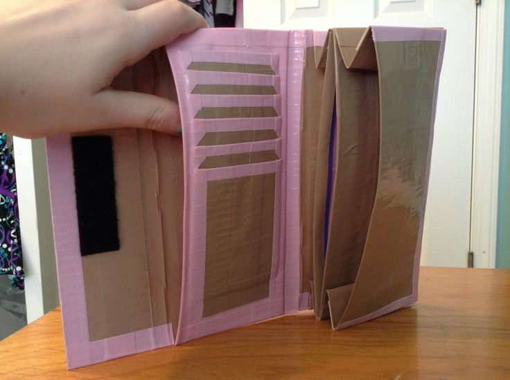 diy duct tape wallet - Google Search