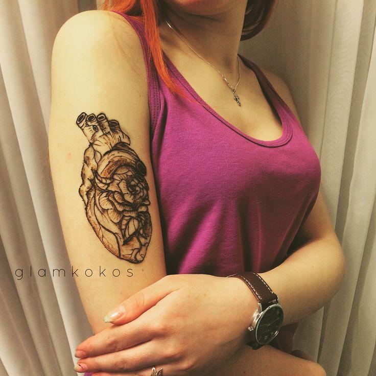orient moon, мехенди, классическое мехенди, красивый фон, тату хной, самозамес хны, мехенди, хна, фото, henna, mehendi, мехенди на плече, на плече, сердце тату, мехенди тату хной, мехенди сердце