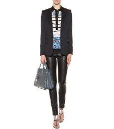 Emilio Pucci - Leather leggings - mytheresa.com GmbH