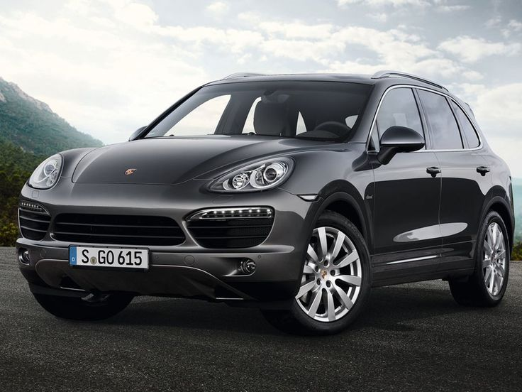 2016 porsche cayenne turbo black - Car Spotify