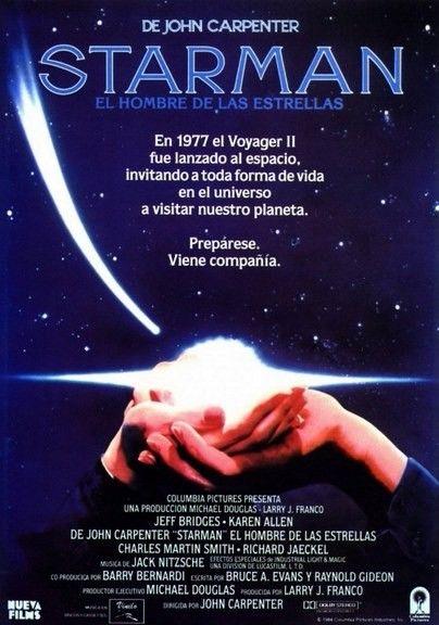 Jeff Bridges da vida a un extraterrestre de un lejano planeta que aprende lo que…