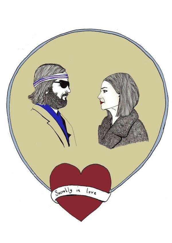 Tenenbaum valentine