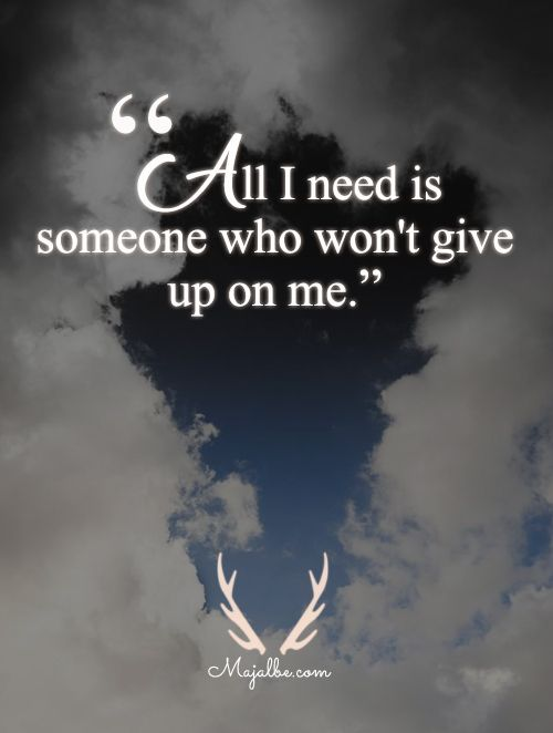 All I Need Is You Love Quotes