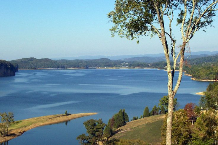 Cherokee lake cherokee lake is one of the oldest of the