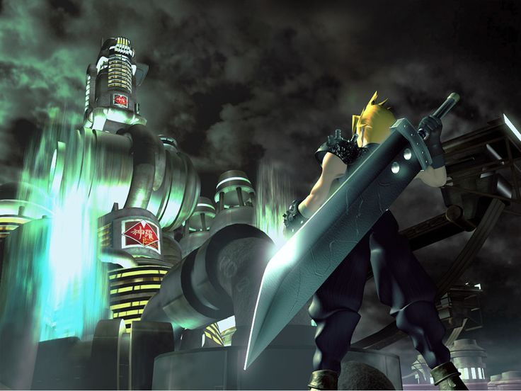 Final Fantasy VII | #FinalFantasy #VII #7 #PlayStation #PS1