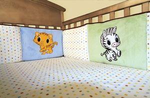 Chibi Zoo - Crib Bumpers Item #:106523 Regular price:$63.64