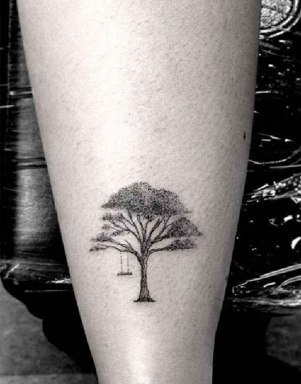 Tattoo, Baum