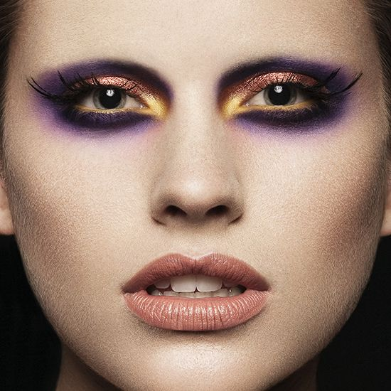 Brandon Showers Photography: Beauty Story for On Makeup Magazine